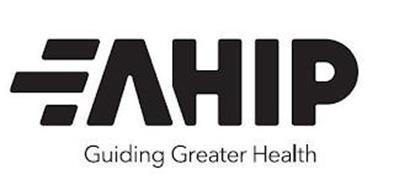 AHIP GUIDING GREATER HEALTH