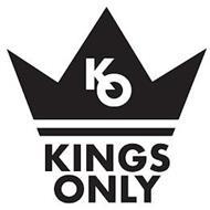 KO KINGS ONLY