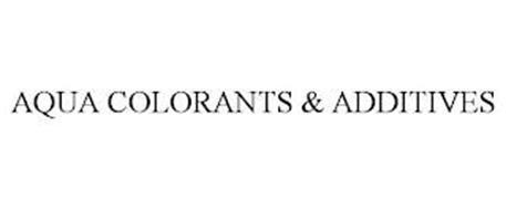 AQUA COLORANTS & ADDITIVES