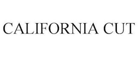 CALIFORNIA CUT