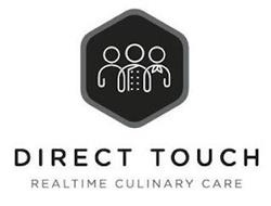 DIRECT TOUCH REALTIME CULINARY CARE
