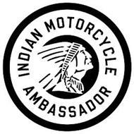 INDIAN MOTORCYCLE AMABASSADOR
