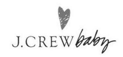 J. CREW BABY