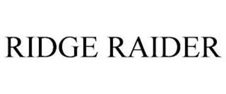 RIDGE RAIDER