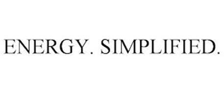 ENERGY. SIMPLIFIED.