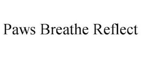 PAWS BREATHE REFLECT