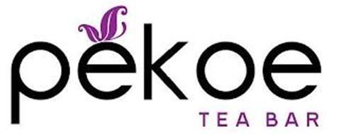 PEKOE TEA BAR