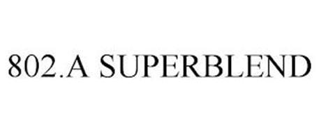802.A SUPERBLEND