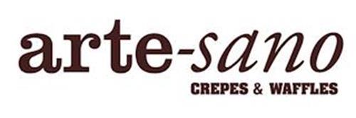 ARTE-SANO CREPES & WAFFLES