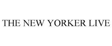 THE NEW YORKER LIVE