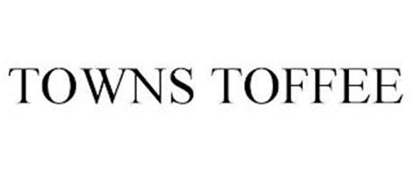 TOWNS TOFFEE