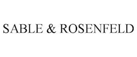 SABLE & ROSENFELD