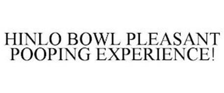 HINLO BOWL PLEASANT POOPING EXPERIENCE!