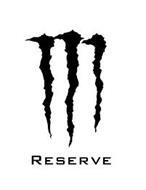 M RESERVE