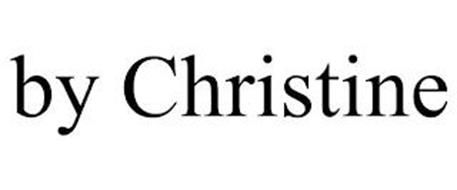 BY CHRISTINE
