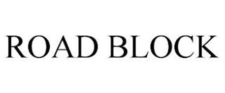 ROAD BLOCK