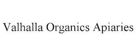 VALHALLA ORGANICS APIARIES