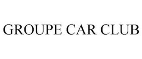 GROUPE CAR CLUB