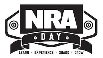 NRA DAY LEARN EXPERIENCE SHARE GROW