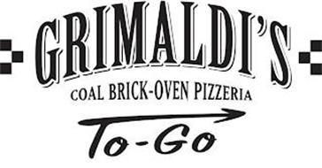 GRIMALDI'S COAL BRICK-OVEN PIZZERIA TO GO