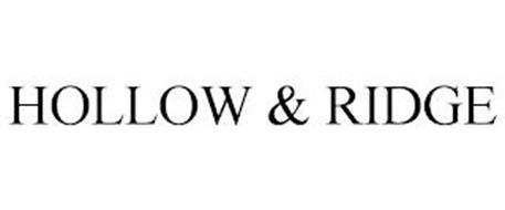 HOLLOW & RIDGE