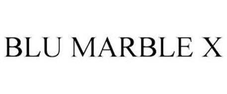 BLU MARBLE X