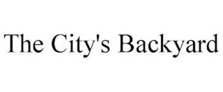 THE CITY'S BACKYARD
