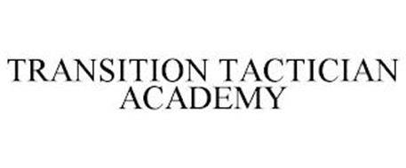 TRANSITION TACTICIAN ACADEMY