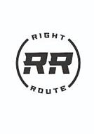 RIGHT RR ROUTE