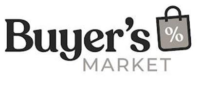 BUYER'S MARKET %