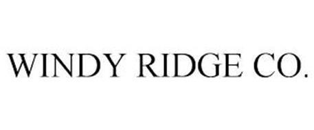 WINDY RIDGE CO.