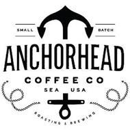 ANCHORHEAD COFFEE CO, SMALL, BATCH, SEA, USA, ROASTING & BREWING