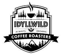 IDYLLWILD COFFEE ROASTERS ALWAYS ORGANIC