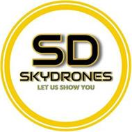 SD SKYDRONES LET US SHOW YOU