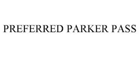 PREFERRED PARKER PASS