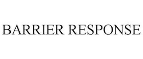 BARRIER RESPONSE