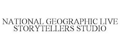 NATIONAL GEOGRAPHIC LIVE STORYTELLERS STUDIO