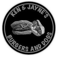 KEN & JAYNE'S BURGERS AND DOGS