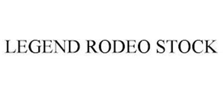LEGEND RODEO STOCK