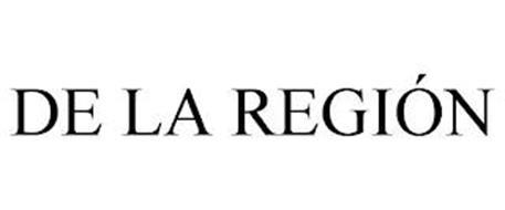 DE LA REGIÓN