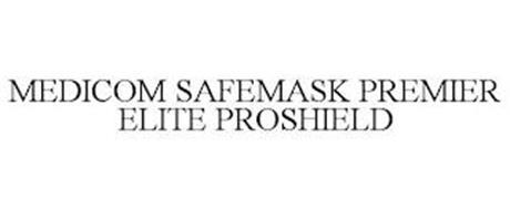 MEDICOM SAFEMASK PREMIER ELITE PROSHIELD