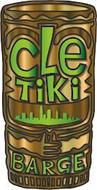 CLE TIKI BARGE