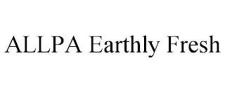 ALLPA EARTHLY FRESH