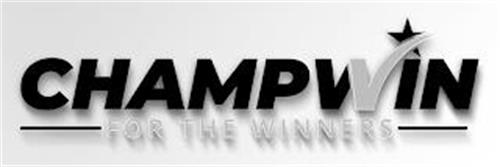 CHAMPWIN FOR THE WINNERS