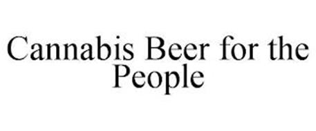 CANNABIS BEER FOR THE PEOPLE