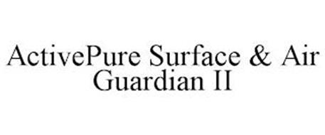 ACTIVEPURE SURFACE & AIR GUARDIAN II