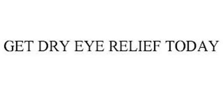 GET DRY EYE RELIEF TODAY