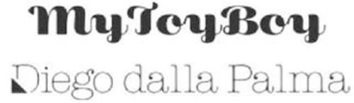 MYTOYBOY DIEGO DALLA PALMA