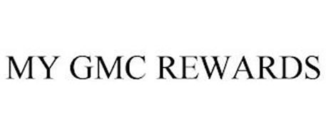 MY GMC REWARDS