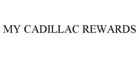 MY CADILLAC REWARDS